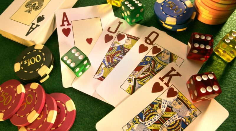 An Examination Of 12 Casino Techniques