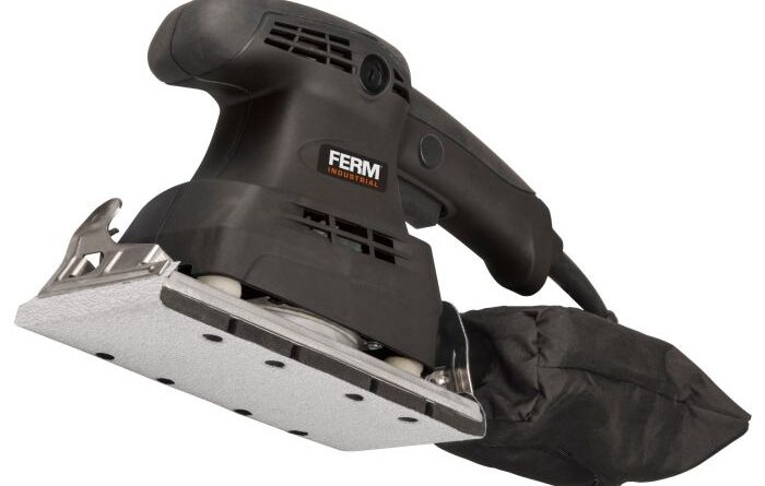What is the difference between an orbital sander and a palm sander?