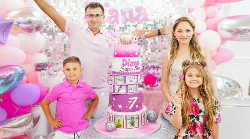 Devices Make Birthday Celebration Concepts Press Switch Simple
