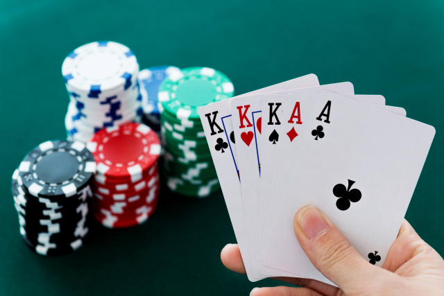 Remember Your First Casino Lesson? I've Got Some Information