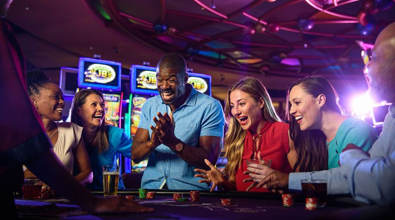 On The Spot Options To Casino In Step By Step Element