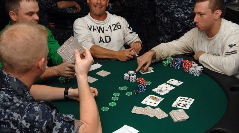 Ten Effective Methods To Get Extra Out Of Gambling