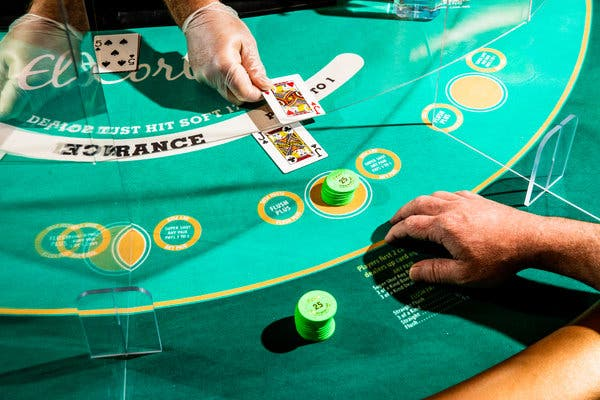 The complete Means of Casino