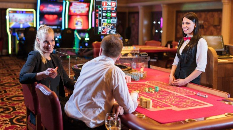 The Last Word Guide To Gambling